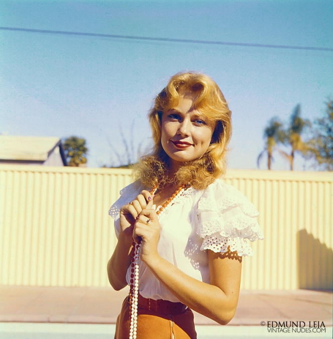 teddi smith pipe and pjs the sixties