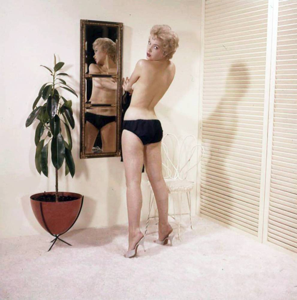 Stella Stevens Schallwig shoot mirror 03
